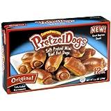 SuperPretzel, Pretzel Dogs, 9.6 Oz (Frozen)