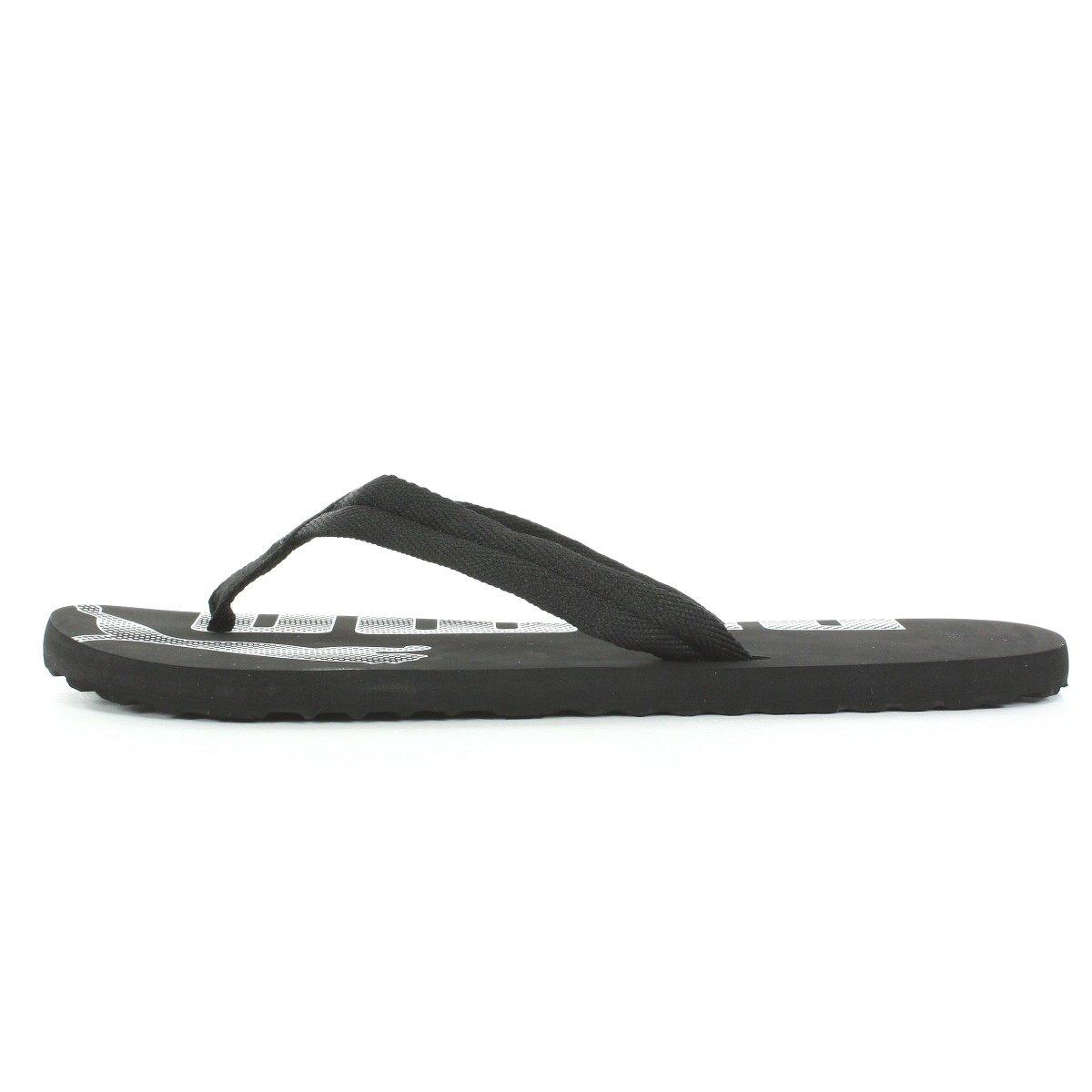 b149778a72e3 Puma Girls  353025 Flip Flop Black Size  3.5  Amazon.co.uk  Shoes   Bags