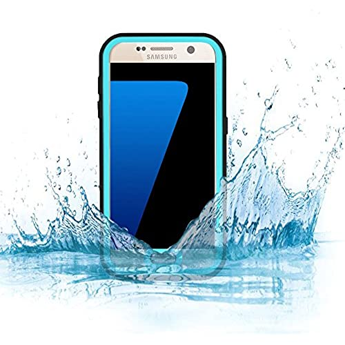 Andiker Waterproof Case for Samsung Galaxy S7, First-class Quality Fully Sealed Waterproof Shockproof Impact Resistant Sales