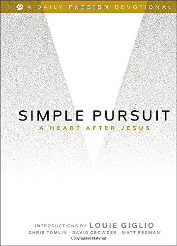 Simple Pursuit Heart After Jesus product image