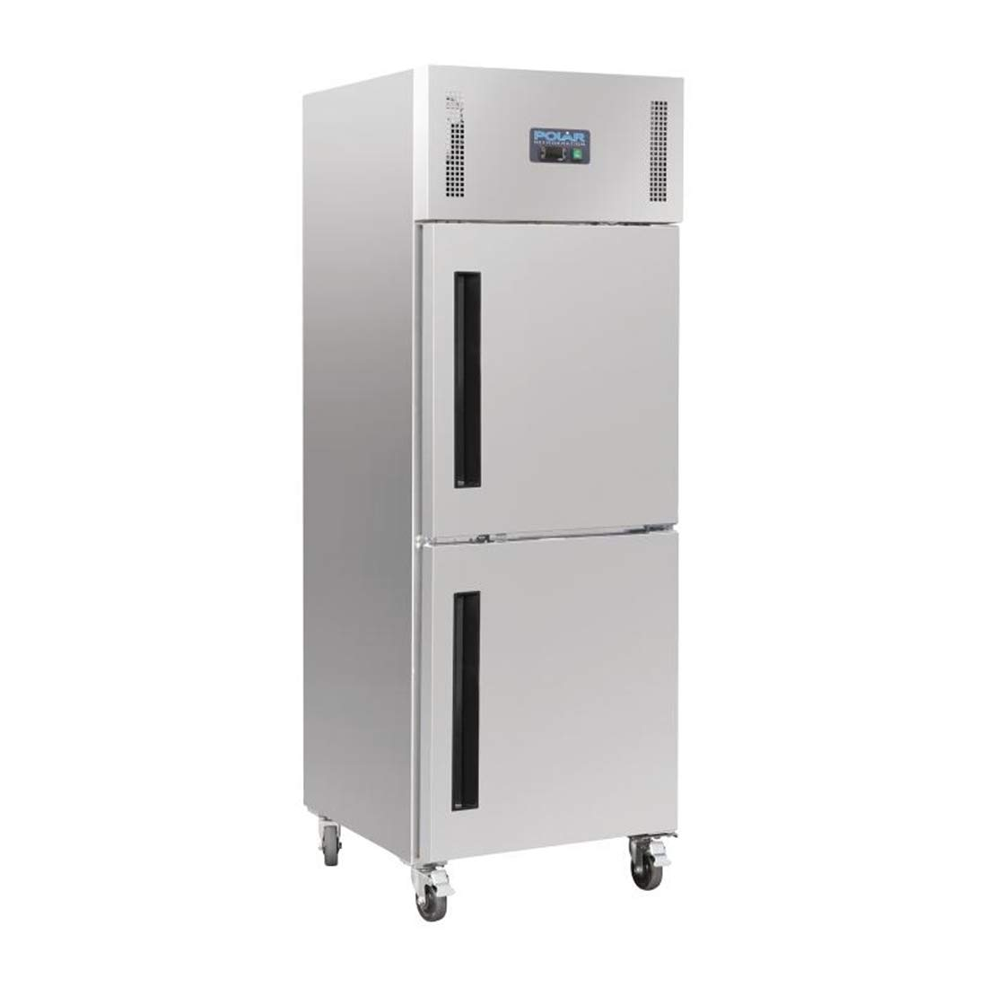 Polar CW194 - Congelador de puerta vertical (600 L): Amazon.es ...