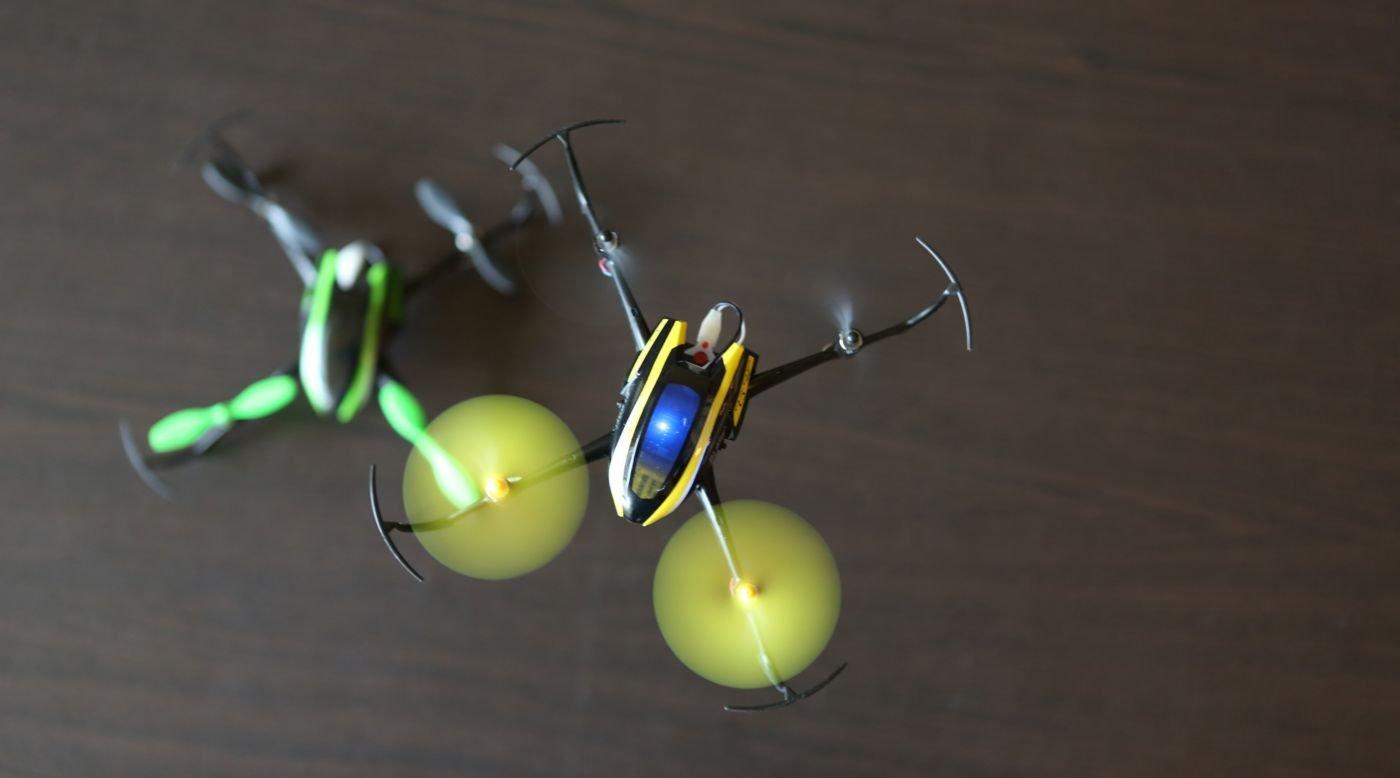 Blade Nano QX Quadrocopter BNF Einsteiger Amazonde Elektronik