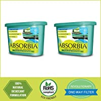 ABSORBIA Moisture Absorber Classic- Value pack of 2
