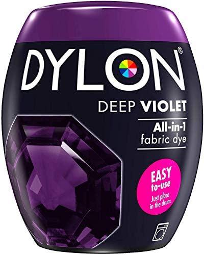 Dylon 350 g Maschinenfarbe Pod, Dunkelviolett, 350G