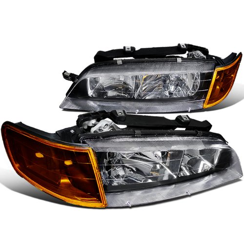 95 accord headlights assembly - 9