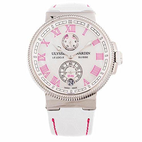 Ulysse-Nardin-Marine-automatic-self-wind-womens-Watch-1183-126B470-Certified-Pre-owned