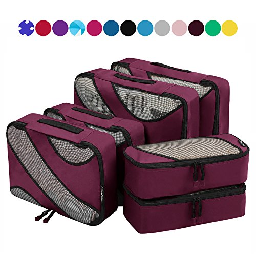 Packing Various Travel Luggage Organizers product image