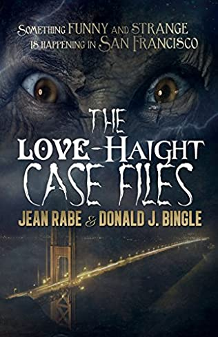 book cover of The Love-Haight Casefiles