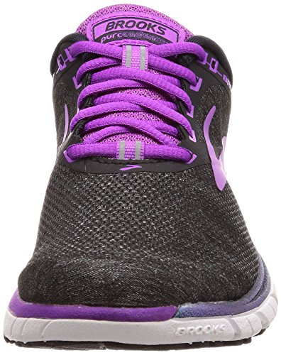 Zapatillas Purecadence multi Brooks Para 7 purple 023 Running black Mujer De Multicolor gwdqTqE