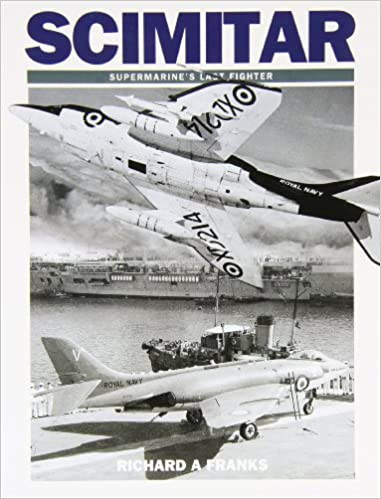 Book Scimitar: Supermarine's Last Fighter