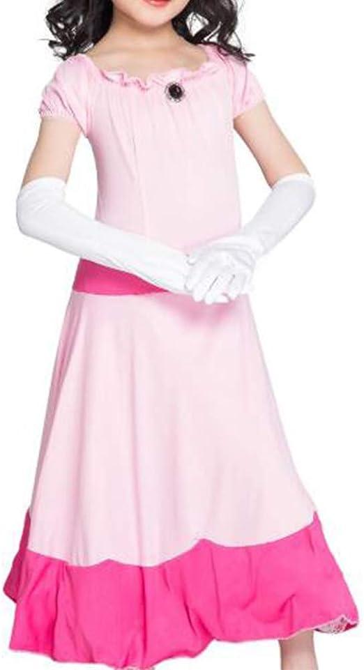 ZCC Vestido de Princesa Infantil de Halloween, incluidos Vestidos ...