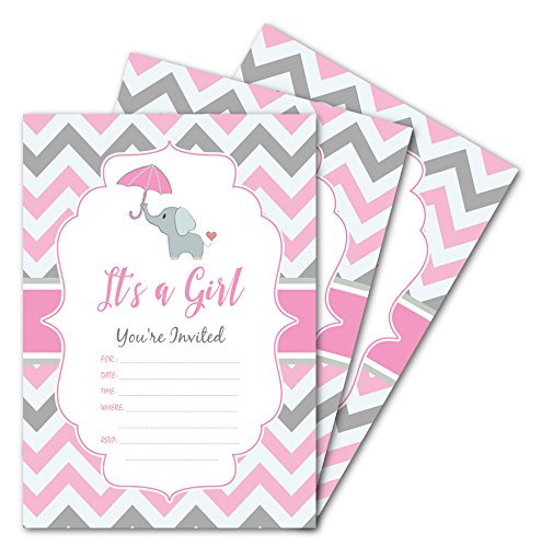 25 Party Invitations