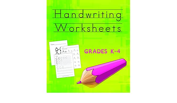 Amazon.com: Handwriting Worksheets CD | + 500 Top Quality ...