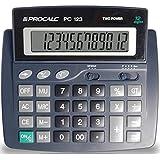 Calculadora De Mesa 12dig.Visor Inclinável Mod.Pc123-01 Unidade ProCalc, Multicor