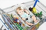 Binxy Baby Shopping Cart Hammock   Ergonomic Infant Carrier + Positioner