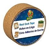 Duck Brand Real Cork Tape, 1.88-Inch x 5-Yard Roll, Single Roll (284879)