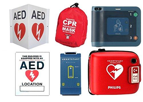 Philips 861304 HeartStart FRxAutomated external defibrillator Philips