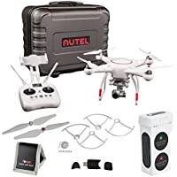 Autel Robotics X-Star Premium Drone w/ 4K Camera & Case (White) w/ Accessory Bundle