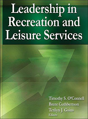 Leadership In Recreation+Leisure Serv.