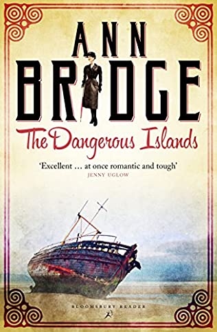 book cover of The Dangerous Islands