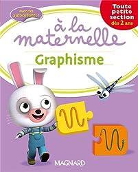 Graphisme à la maternelle Toute petite section (TPS : dès 2 ans)