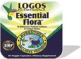 Logos Nutritionals Essential Flora – 60 Capsules Review