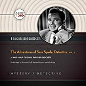 The Adventures of Sam Spade, Detective, Volume 2 |  Hollywood 360