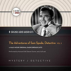 The Adventures of Sam Spade, Detective, Volume 2