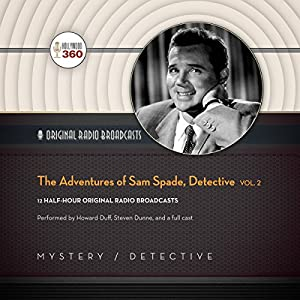 The Adventures of Sam Spade, Detective, Volume 2 Radio/TV Program