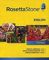 Aprende Inglés (Americano) con Rosetta Stone - Nivel 1
