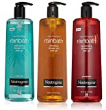Neutrogena Rainbath Multi-Pack of 3, 1 Original Formula, 1 Pomegranate and 1 Ocean Mist, 16 fl oz bottles / 48oz Total
