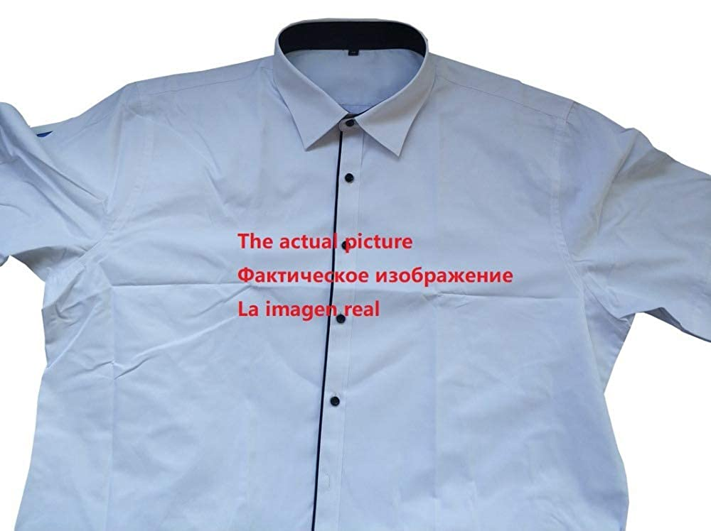 YUSM Summer Men Shirt Formal Plus Size Wedding 8XL 9XL 10XL Short Sleeve 12XL 14XL
