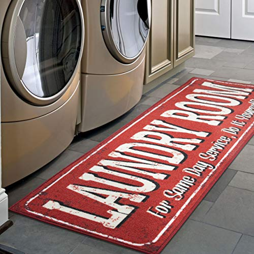 Top 9 Fun Laundry Room Rugs
