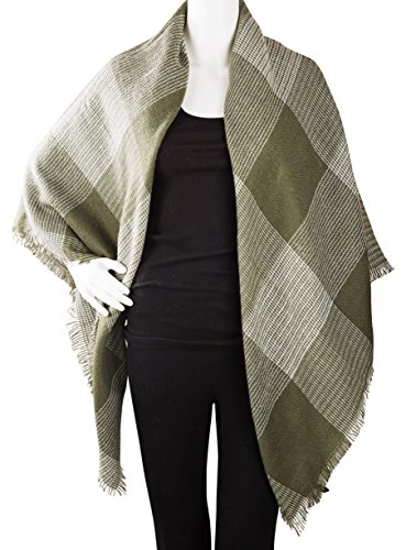 Womens Blanket Checked SPUNKYsoul Collection