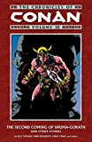 The Chronicles of Conan Volume 32: The Second Coming of Shuma-Gorath and Other Stories