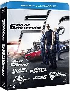Fast And Furious - 6 Movie Collection 10 Blu-Ray Edizione: Regno ...
