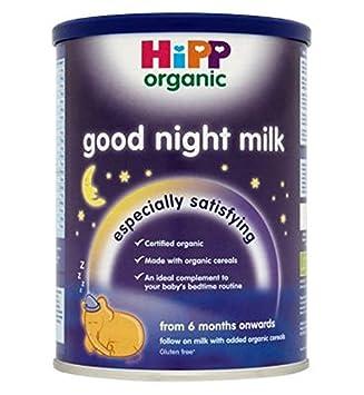 Hipp Orgánica Leche Buena Noche De 6 Meses En Adelante 350G: Amazon.es: Hogar