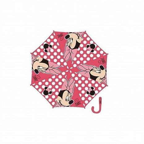 envio GRATIS a todo el mundo reputación confiable encontrar mano de obra Paraguas Disney Minnie Rosa de 48 cm: Amazon.es: Juguetes y ...