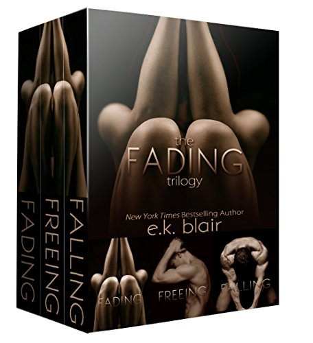 The Fading Trilogy: Fading, Freeing, Falling: Includes 2 BONUS short stories: Hoping and Finding Forever (English Edition)