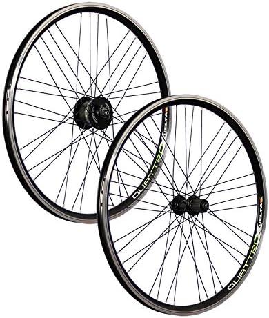 Moyeu roue avant shimano deore hb-t610 fixation rapide noir 36 trous 100mm