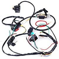 CISNO Complete Electrics CDI Coil Wiring Loom Harness...