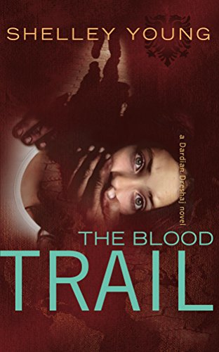 The Blood Trail by [Young, Shelley]