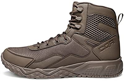 CQR Mid-Ankle Men's Combat Military Tactical Boots EDC OutdoorAssault BT102 / BZ101