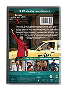 The Mindy Project: Season 2 by Universal Studios Home Entertainment