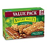 Nature Valley Granola Bars, Crunchy, Oats and Honey, 1.49 Ounce, 12 Bars (24 Boxes)