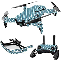 MightySkins Skin for DJI Mavic Air Drone - Trip Squares | Max Combo Protective, Durable, and Unique Vinyl Decal wrap cover | Easy To Apply, Remove, and Change Styles | Made in the USA