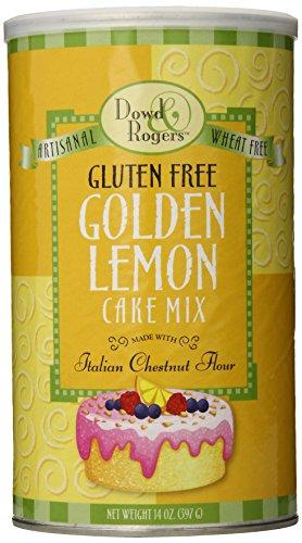 Golden Lemon Cake Mix - 1