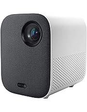 Xiaomi Mi Smart Compact projector, draagbare led-projector voor thuisbioscoop, 1080p Full HD, spraakbediening, Google Assistant en Chromecast, Dolby DTS, wit, Italiaanse versie