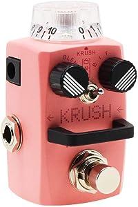 Hotone Krush Bitcrusher Sampler Guitar Effects Pedal