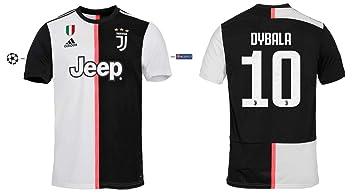 Champions Dybala 10 128-3XL Trikot Adidas Juventus 2018-2019 Home Serie A